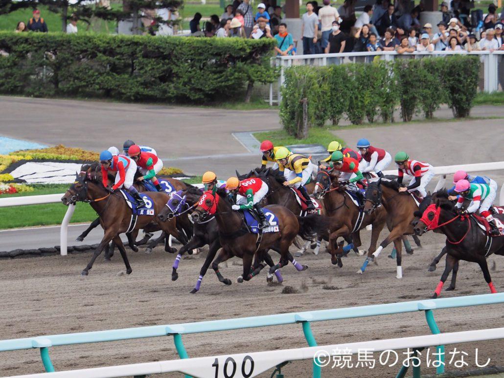 【札幌10R/WASJ第3戦】モレイラ騎乗、エンクエントロスが制する