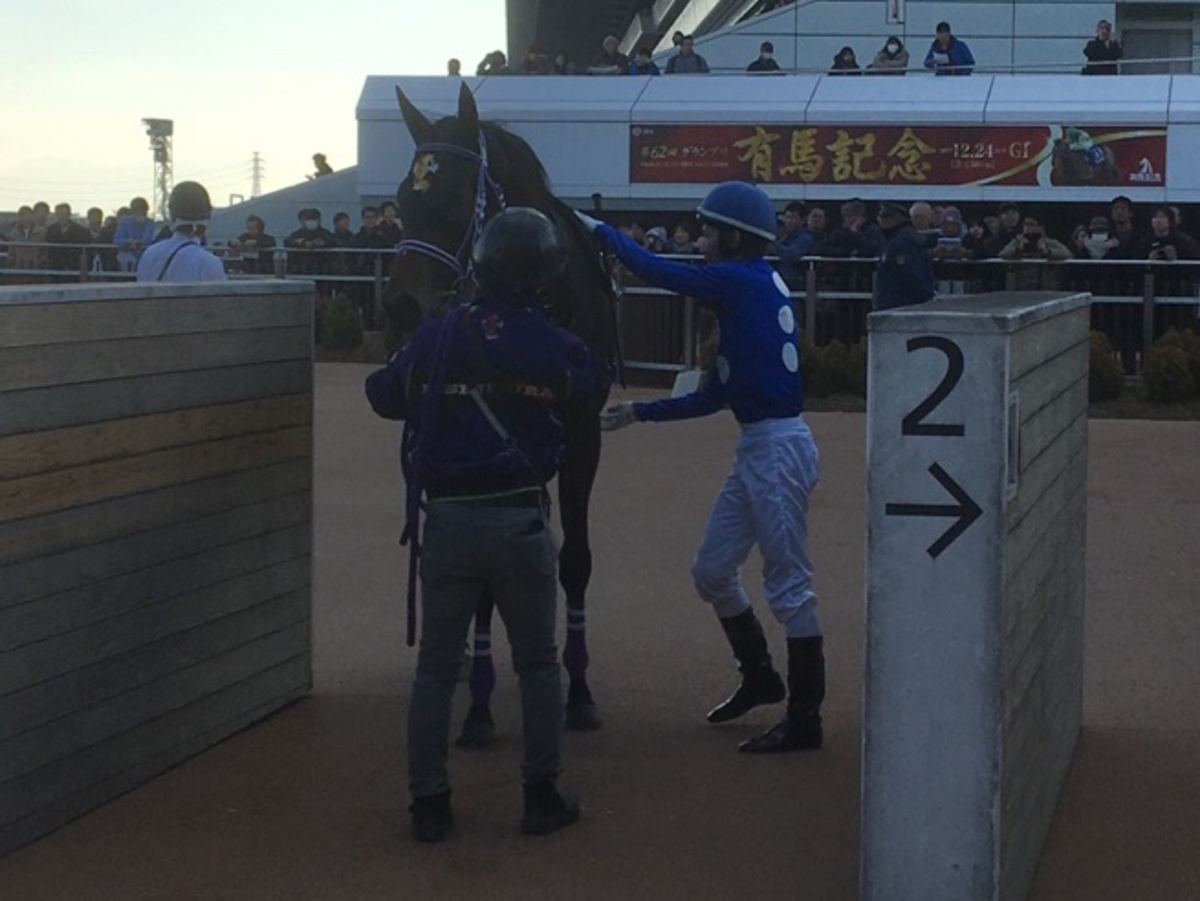 【香港ヴァーズ】デムーロ「自分で止まった」日本馬関係者談話
