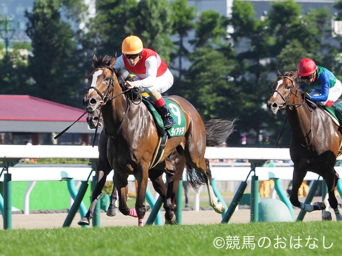 【新潟11R/アイビスSD】ダイメイプリンセス重賞初V!千直3戦3勝の無傷