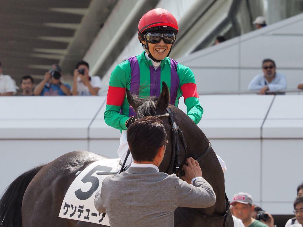 【中山5R/2歳新馬】ノヴェリスト産駒 ケンデュークがデビューVを飾る