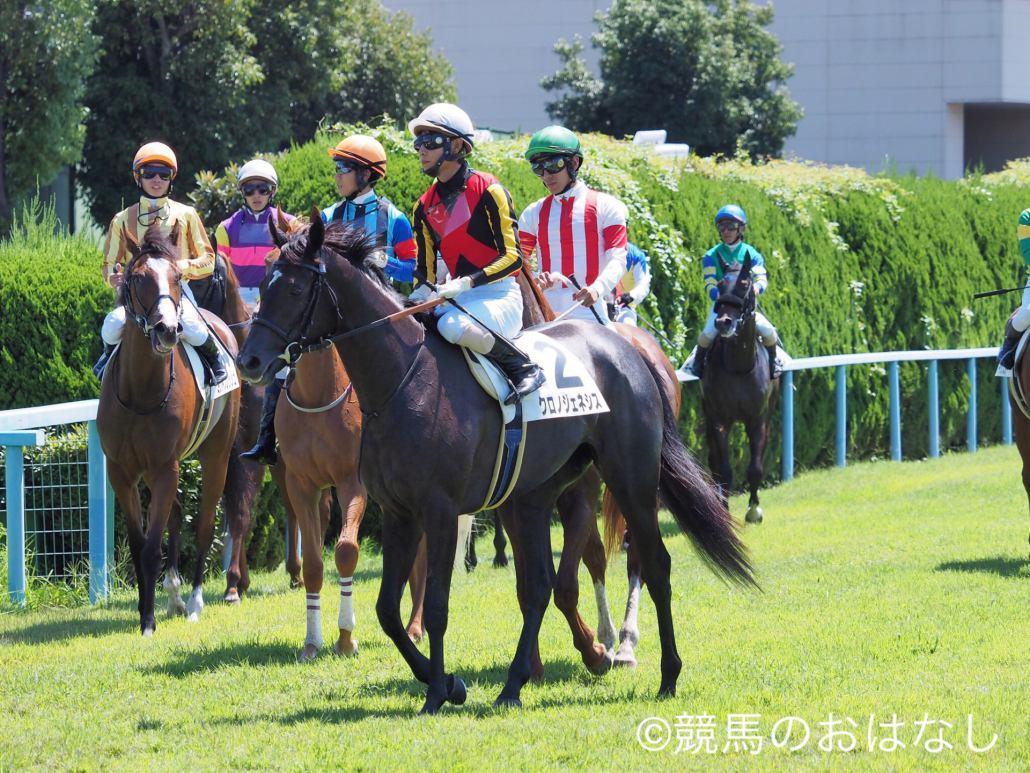 【小倉5R/2歳新馬】クロノジェネシスが人気にこたえてデビューV!