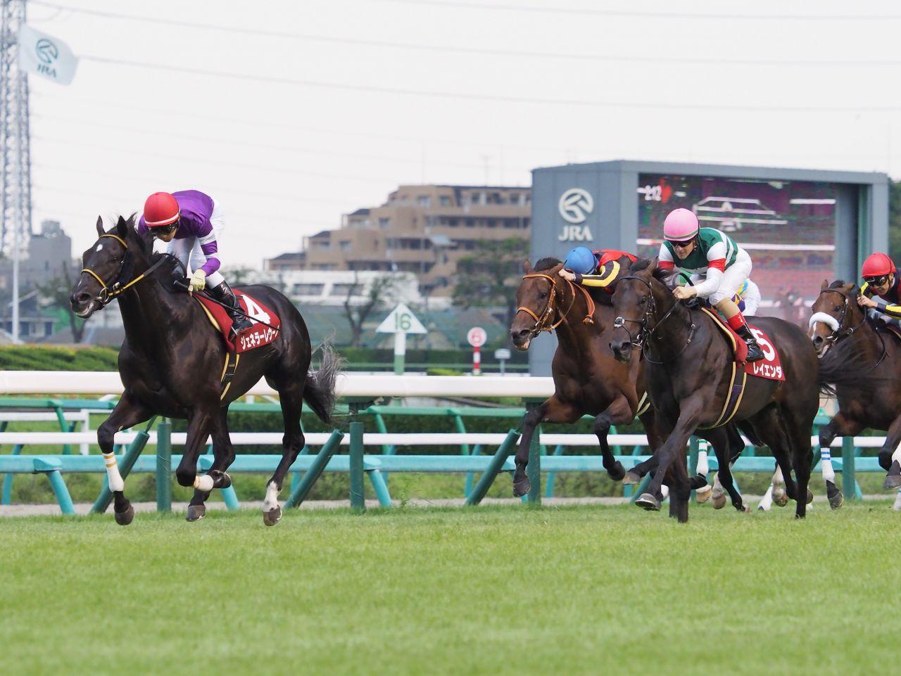 【セントライト記念】中山巧者ジェネラーレウーノが重賞2勝目