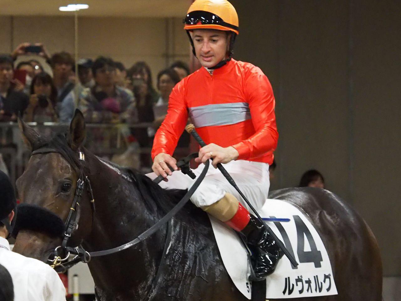 【新馬戦】ルメール「真面目で乗りやすかった」ルヴォルグがデビュー戦圧勝
