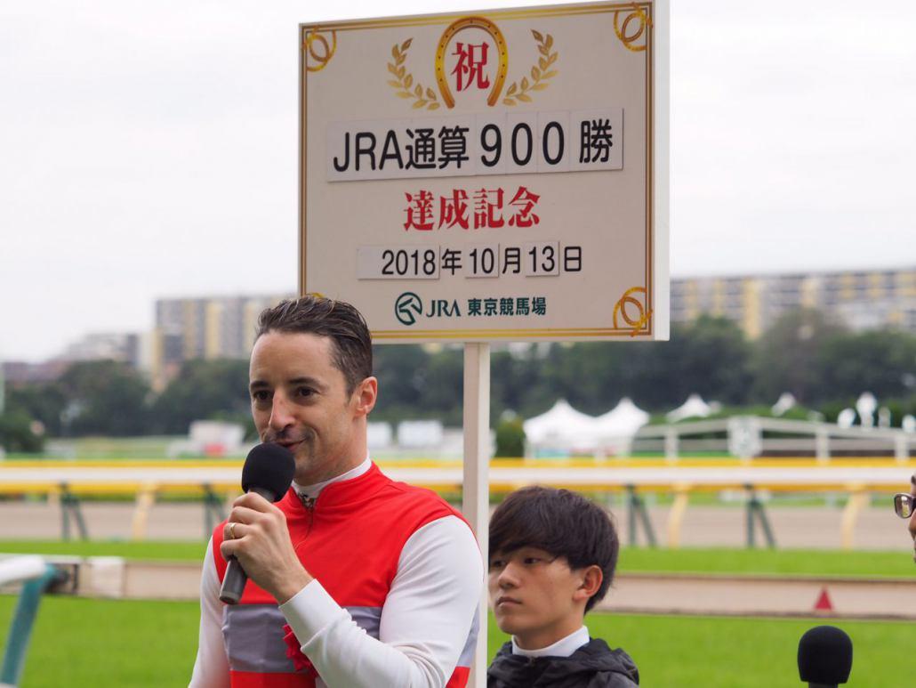 【府中牝馬S】ディアドラ ゴール前強襲!ルメールJRA900勝達成