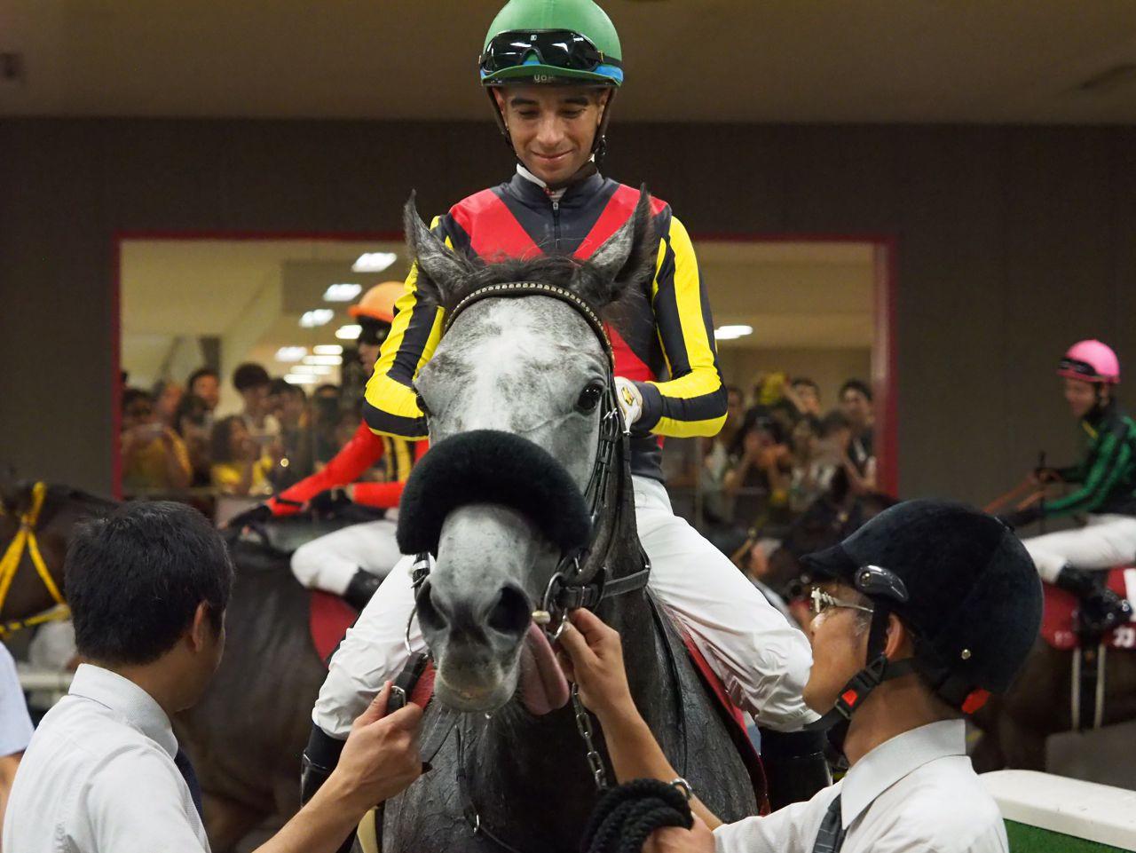 【凱旋門賞】武豊クリンチャーは馬番9・最内枠より出走