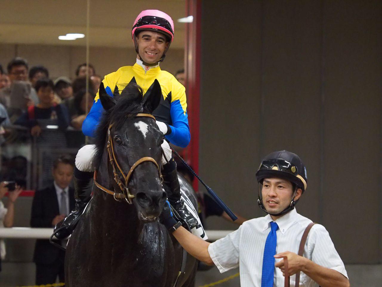 【東京/2歳新馬戦】モレイラ「スムーズな競馬ではなかった」ブーザーがデビュー勝ち
