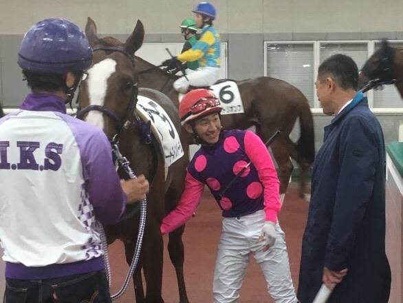 【新馬戦】菊沢「最後も余裕たっぷり」サーストンバーラム逃げ切り