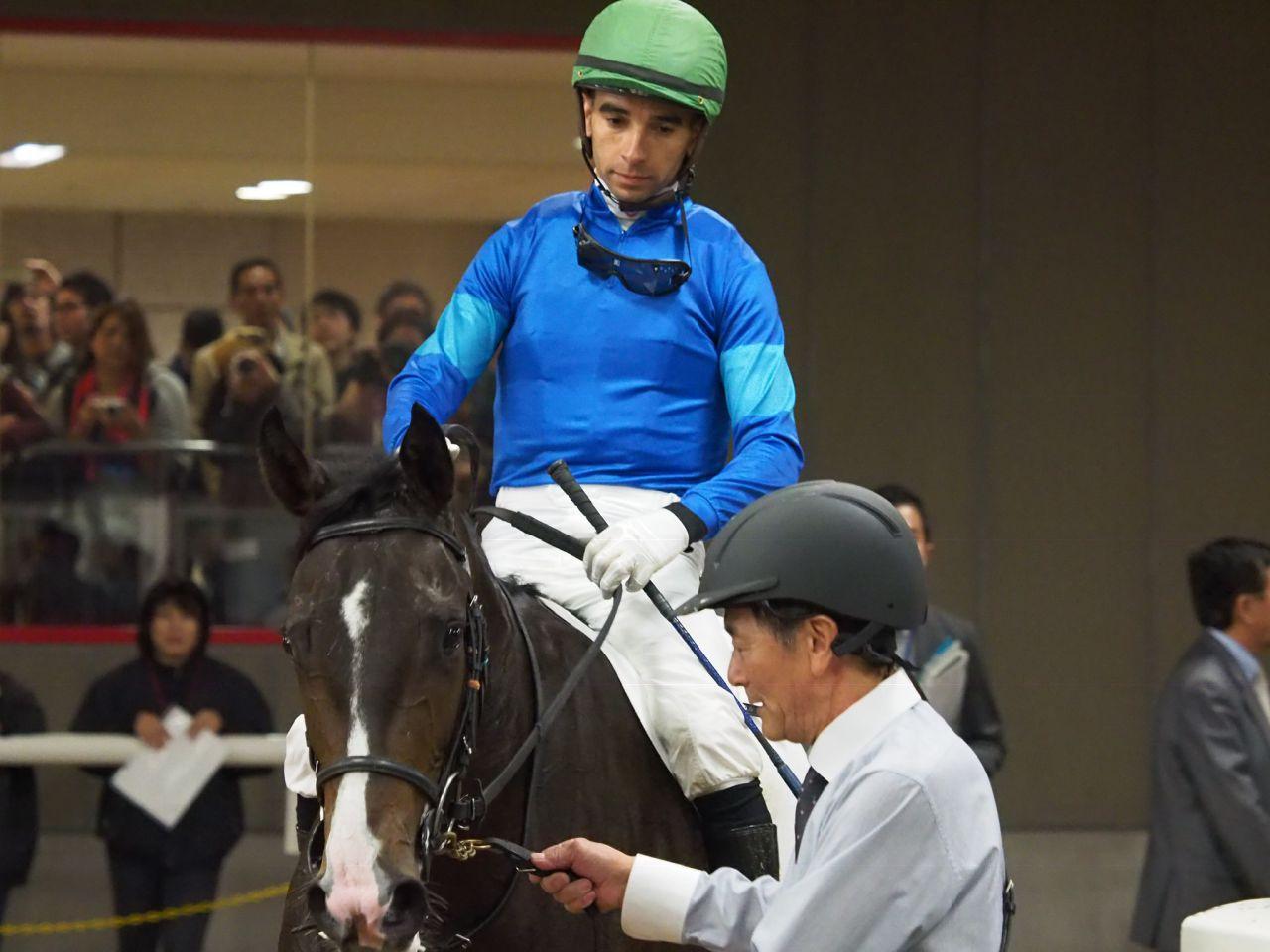 【土曜/東京新馬戦】モレイラ「キレを見せてくれた」レディマクベスが鋭いキレを発揮