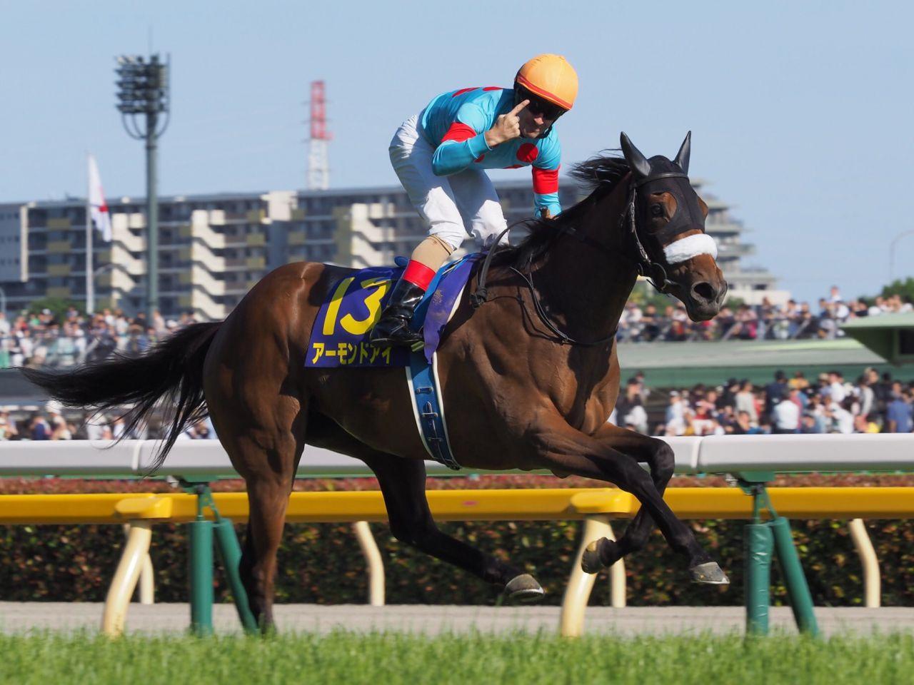 【秋華賞】登録馬と見どころ アーモンドアイ3冠達成なるか