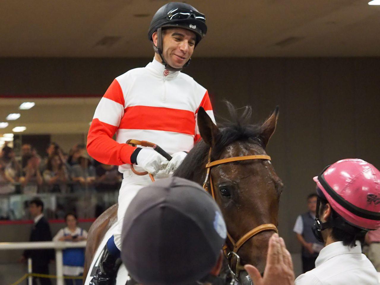 【東京/2歳新馬】モレイラ「プロフェッショナルな馬」ダノンラスターがデビュー戦快勝