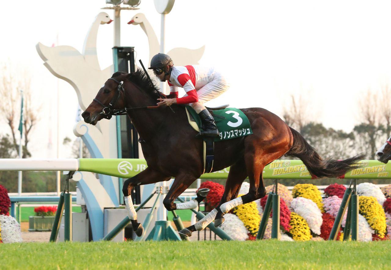 【ジャパンC】衝撃のレコード!3歳牝馬アーモンドアイが古馬をなぎ倒す