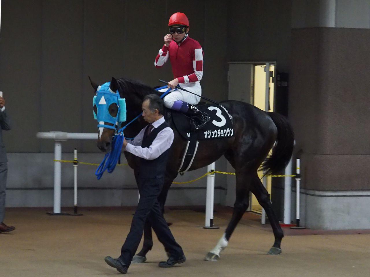 【東京6R/新馬戦】福永「いい瞬発力を持った馬」アゴベイがデビュー勝ち