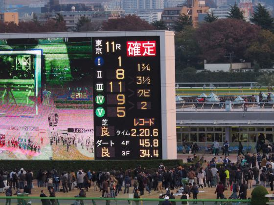 【PHOTO】ジャパンカップ