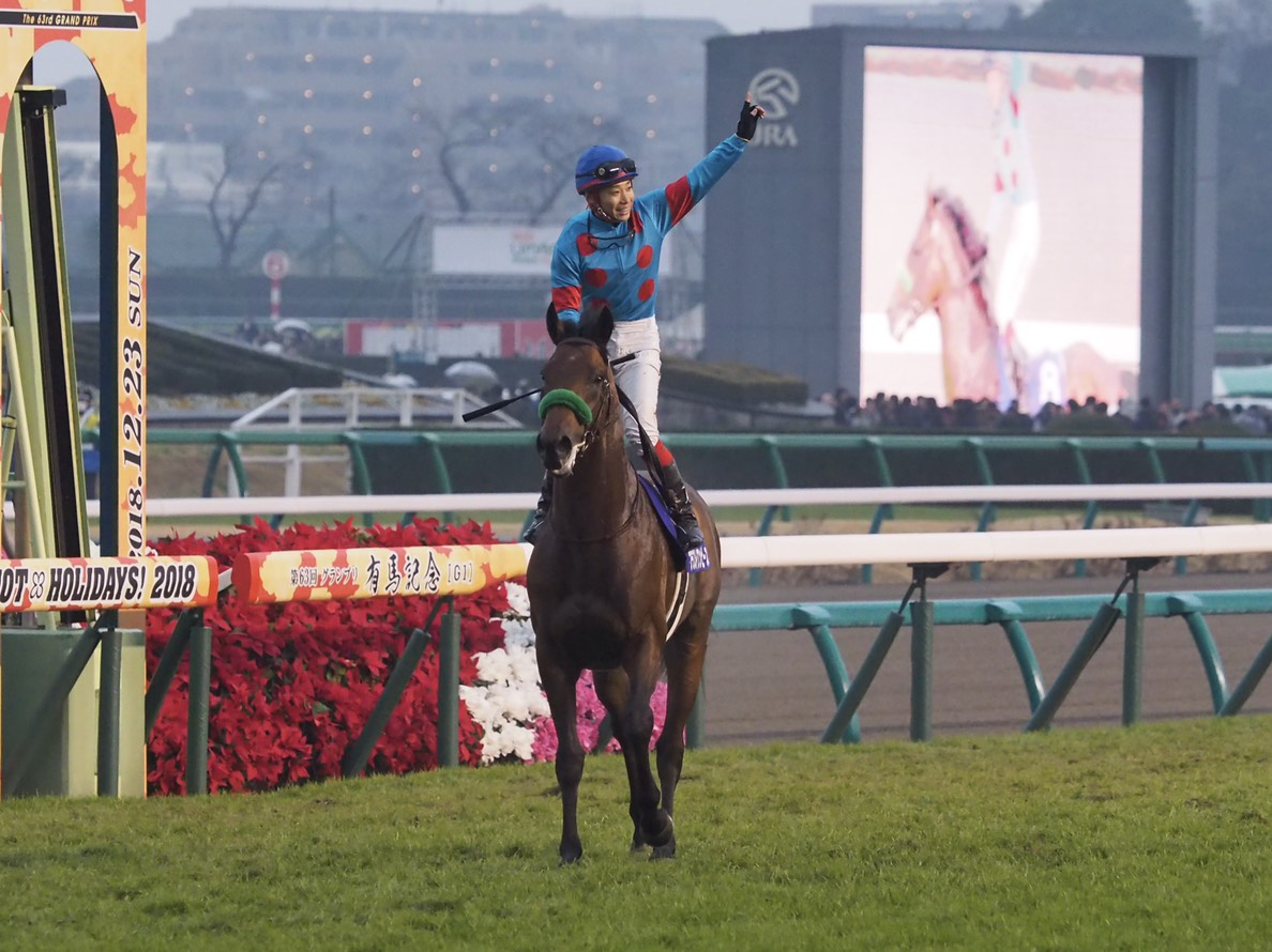 【有馬記念】オジュウチョウサン9着敗退も堂々とした走りを披露!武豊「今年の有馬記念を彼は盛り上げた」