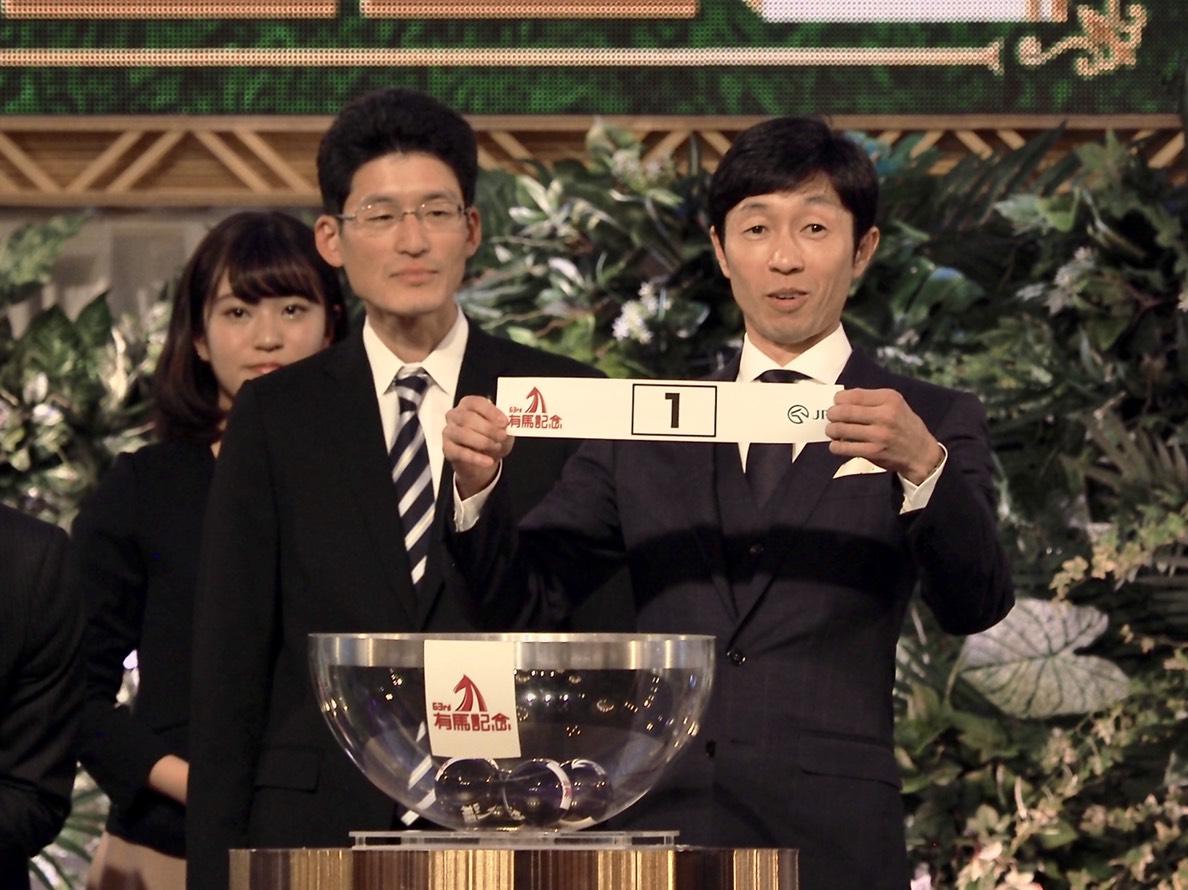【有馬記念】武豊「何か起こればいいな」枠順決定後 ジョッキーコメント
