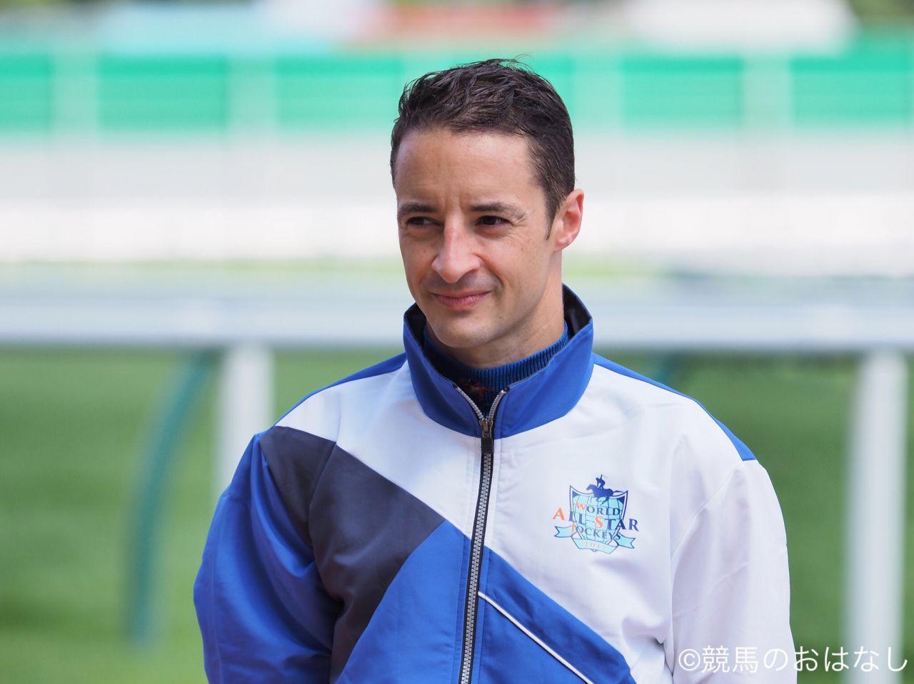 【中山4R】ルメール 武豊騎手の212勝に並んで最多勝記録にリーチ!