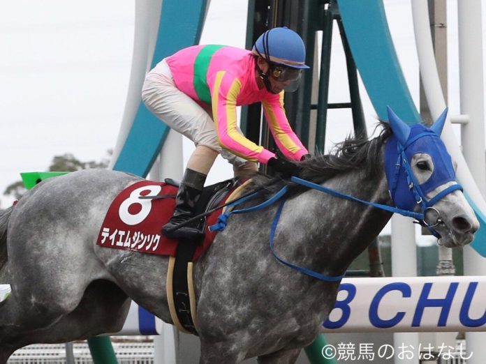 【カペラS】菜七子「3コーナーから右にもたれて…」レース後ジョッキーコメント