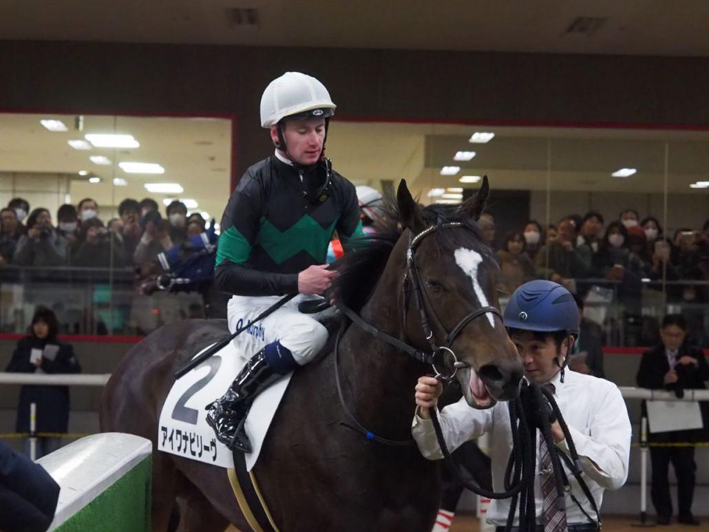 【東京6R/新馬戦】アイワナビリーヴがデビュー戦圧勝!