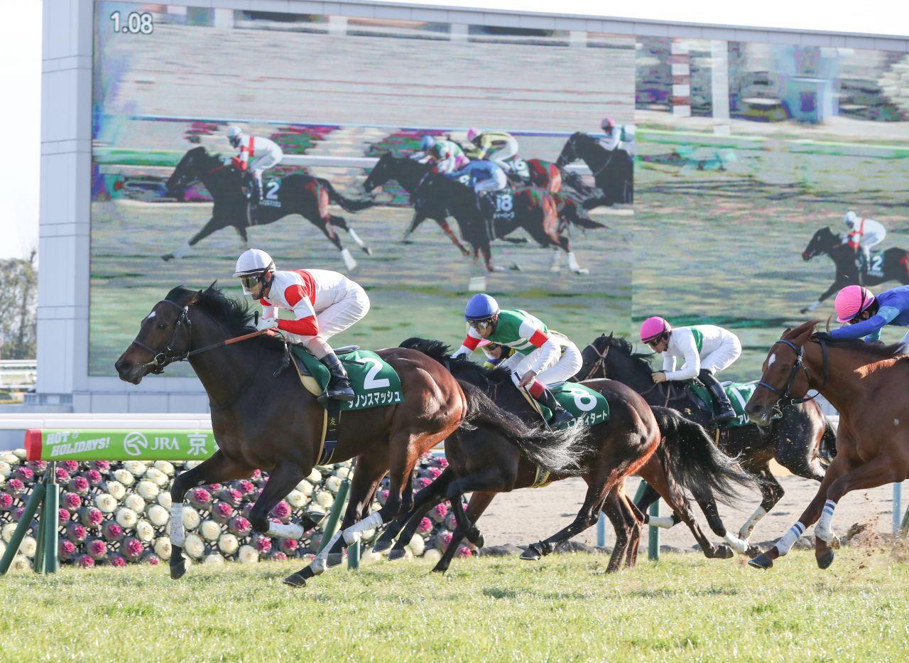 【根岸S】コパノキッキングが4連勝で重賞2勝目!