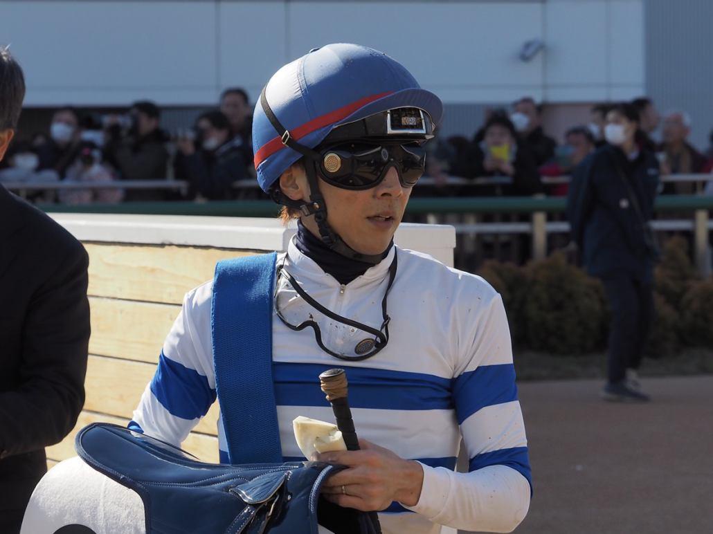【中山5R/新馬戦】ヒシゲッコウが差し切り!石橋脩は復帰初勝利