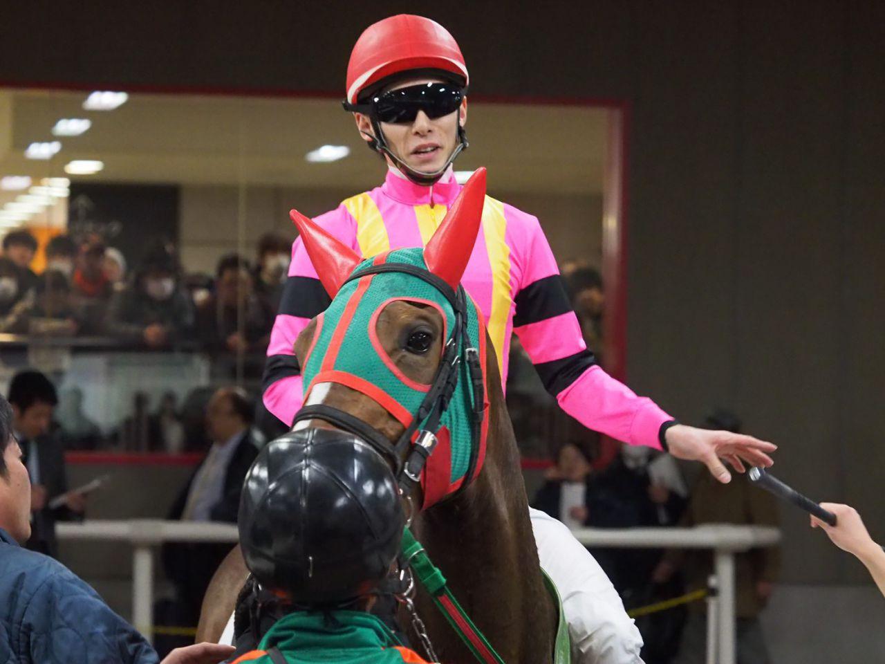 【東京/新馬戦】津村「期待していた通り」アイリスフィールがデビュー勝ち
