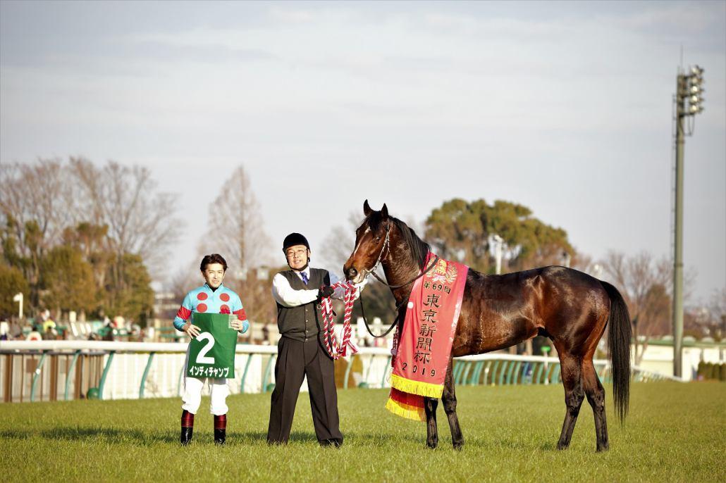 【東京新聞杯】ルメール「少し重かった」レース後関係者コメント
