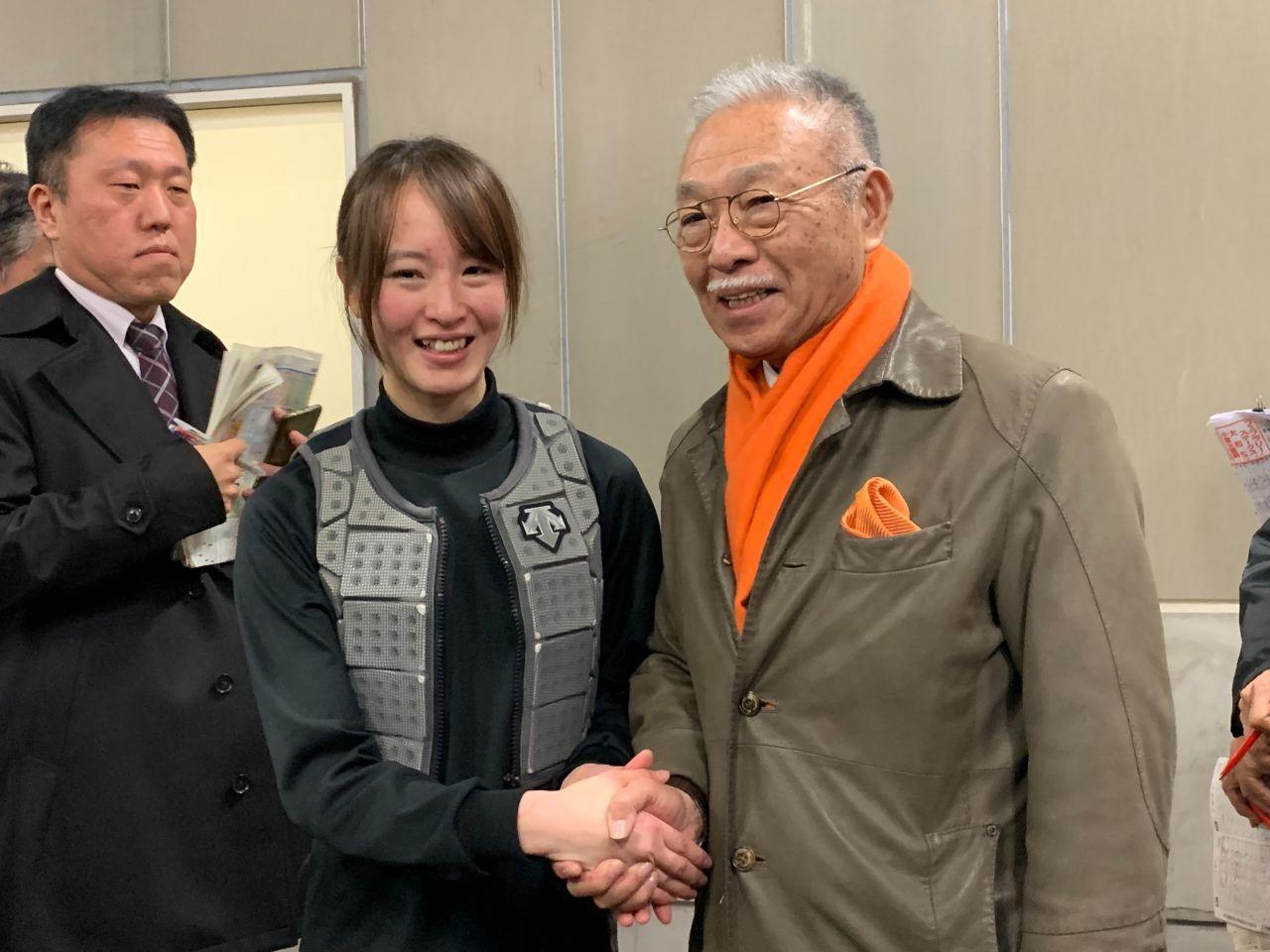 【フェブラリーS】女性騎手G1初騎乗 藤田菜七子は5着敗退!