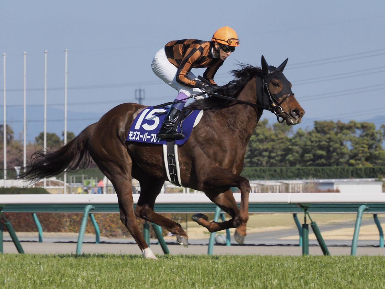 【高松宮記念】武豊「本来の走りでは…」モズスーパーフレア失速