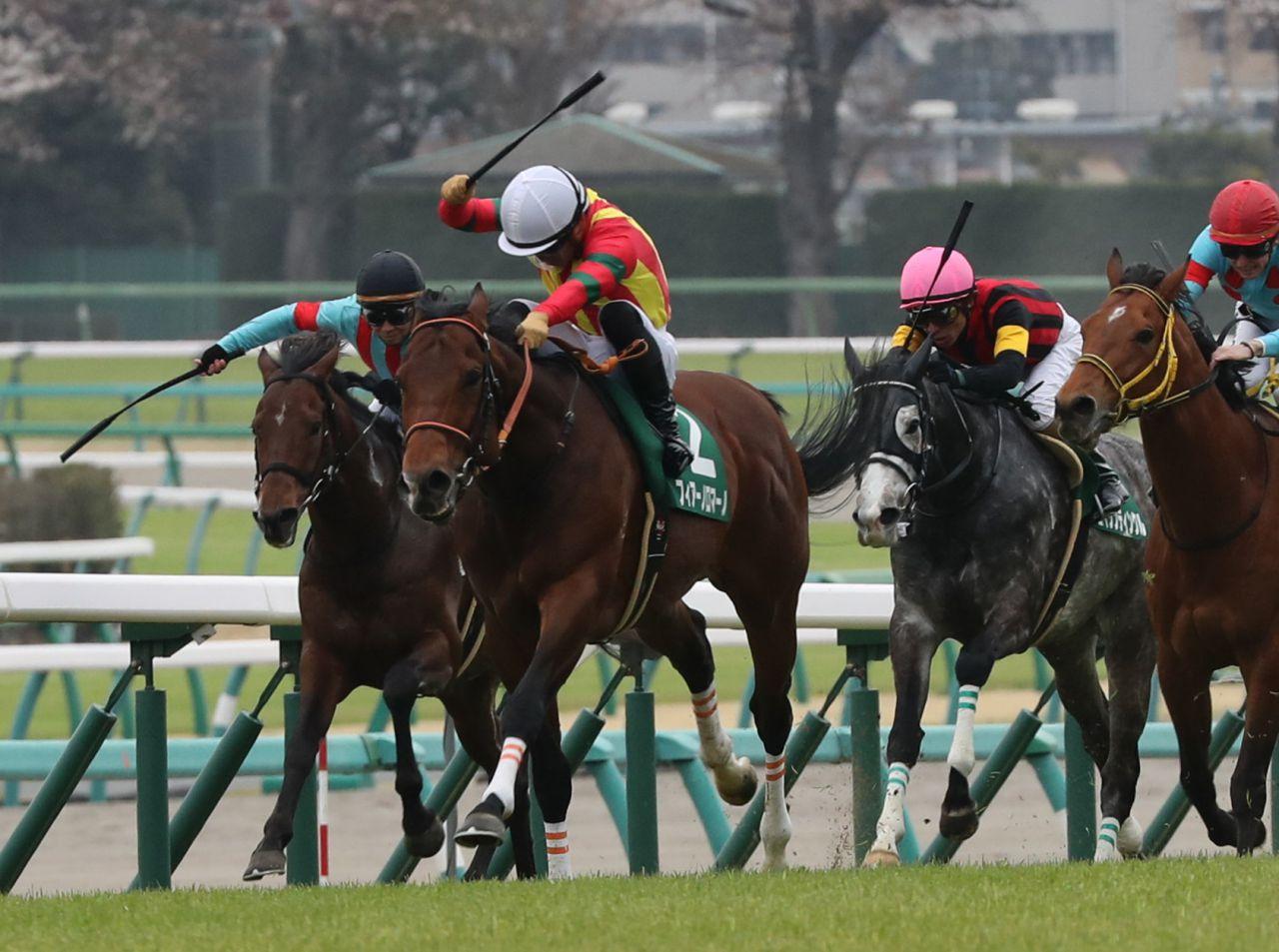 【ダービー卿CT】フィアーノロマーノが重賞初制覇!川田騎手好調