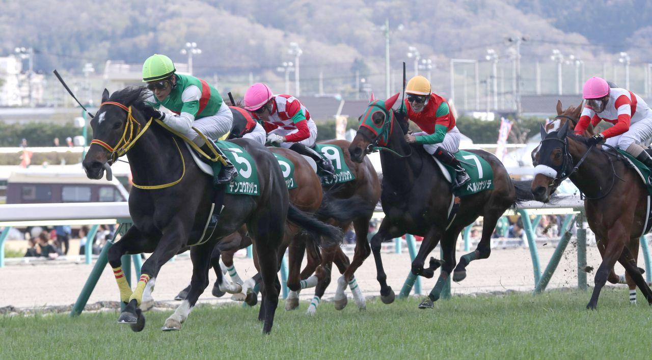 【福島牝馬S】デンコウアンジュが直線一気の差し切り!重賞2勝目