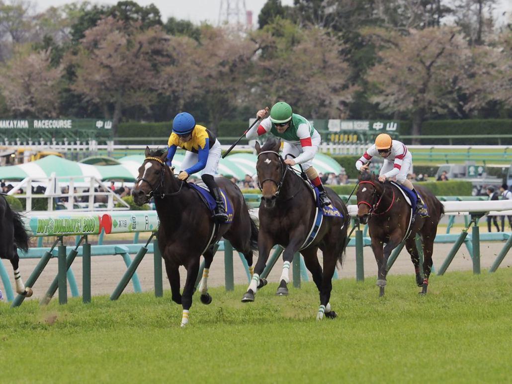 【皐月賞】川田「スムーズな競馬で全力で走ってくれた」レース後 関係者コメント