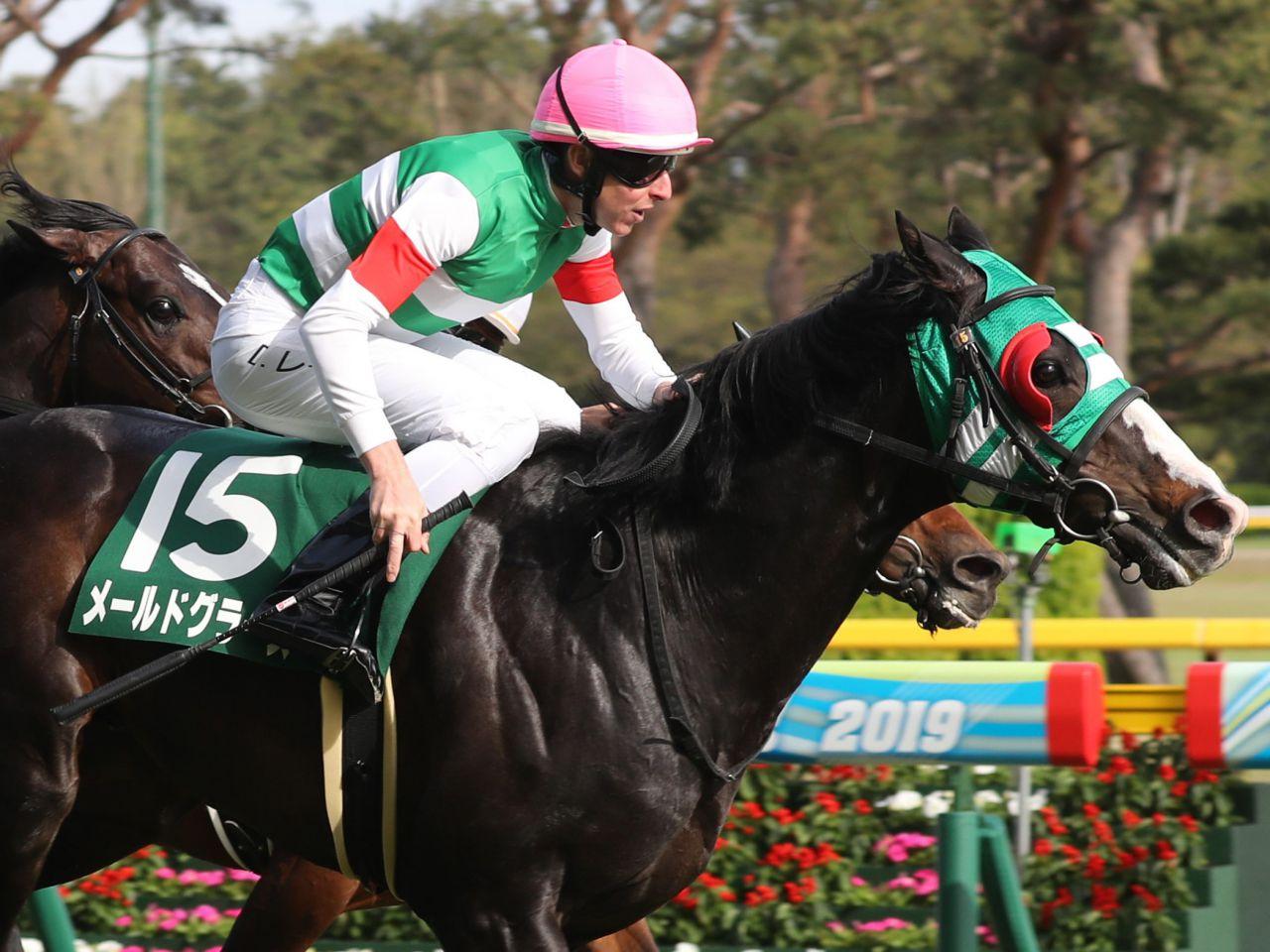 【新潟大賞典】レーン騎手「日本大好き」メールドグラースが重賞初V