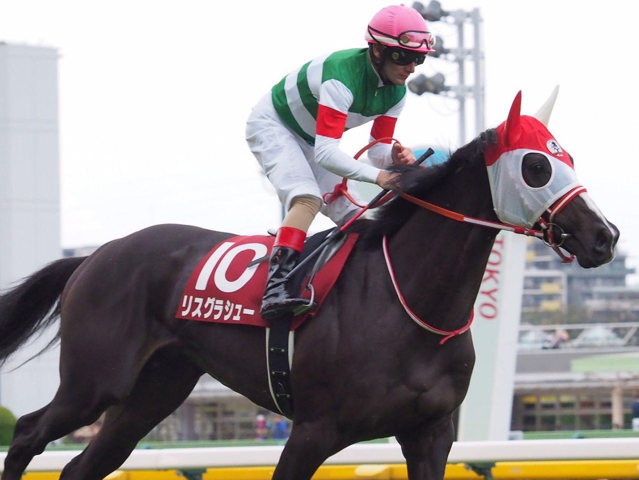 2019香港チャンピオンズデーに出走予定のリスグラシュー号が香港に到着