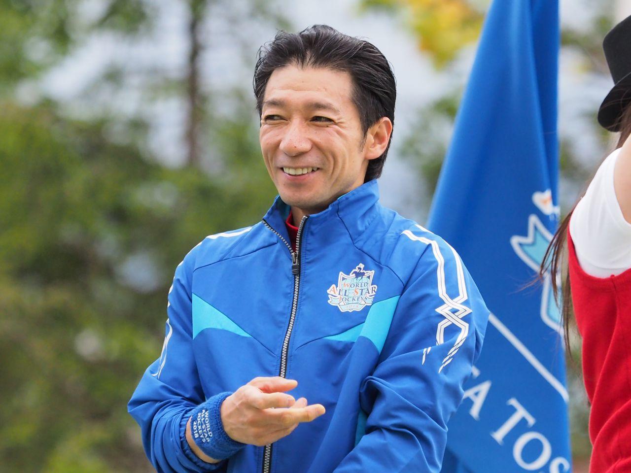 福永祐一騎手 JRA通算17000回騎乗達成!