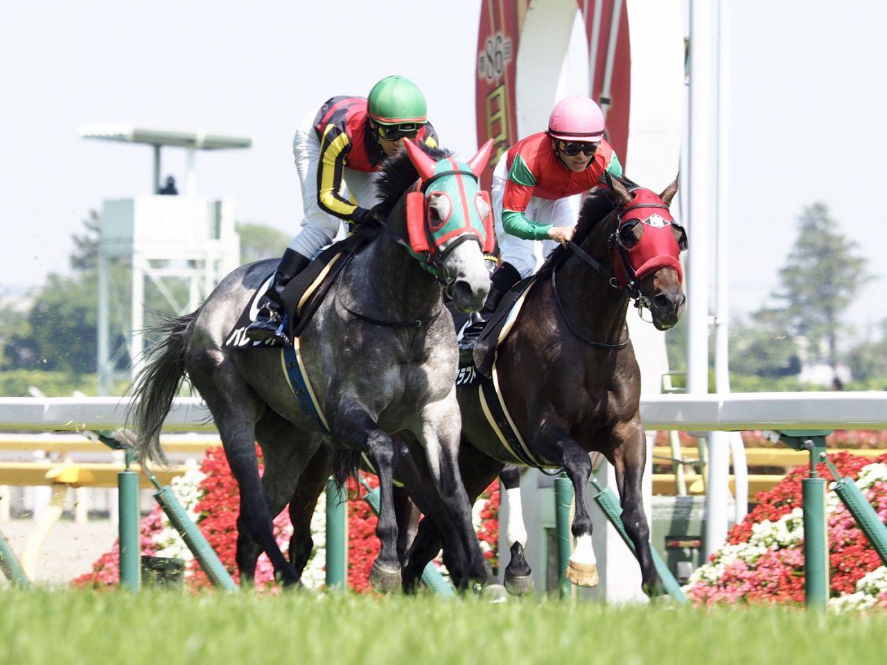 【日本ダービー】令和初のダービーはロジャーバローズが勝利!