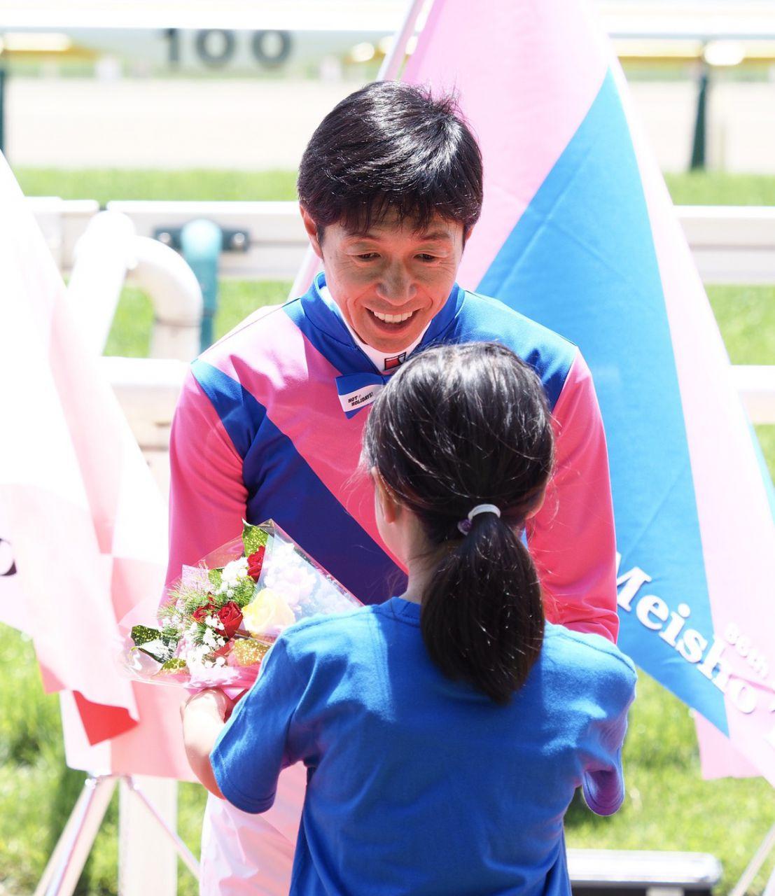 【葵S】福永「1200mの舞台で活躍してくれる」レース後 関係者コメント