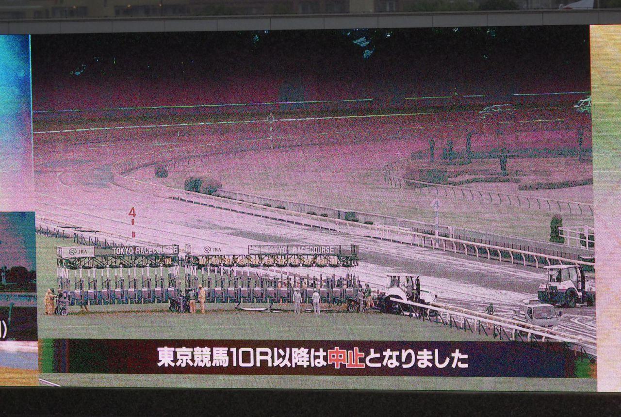 東京競馬中止に伴うプリンシパルSの移設が決定