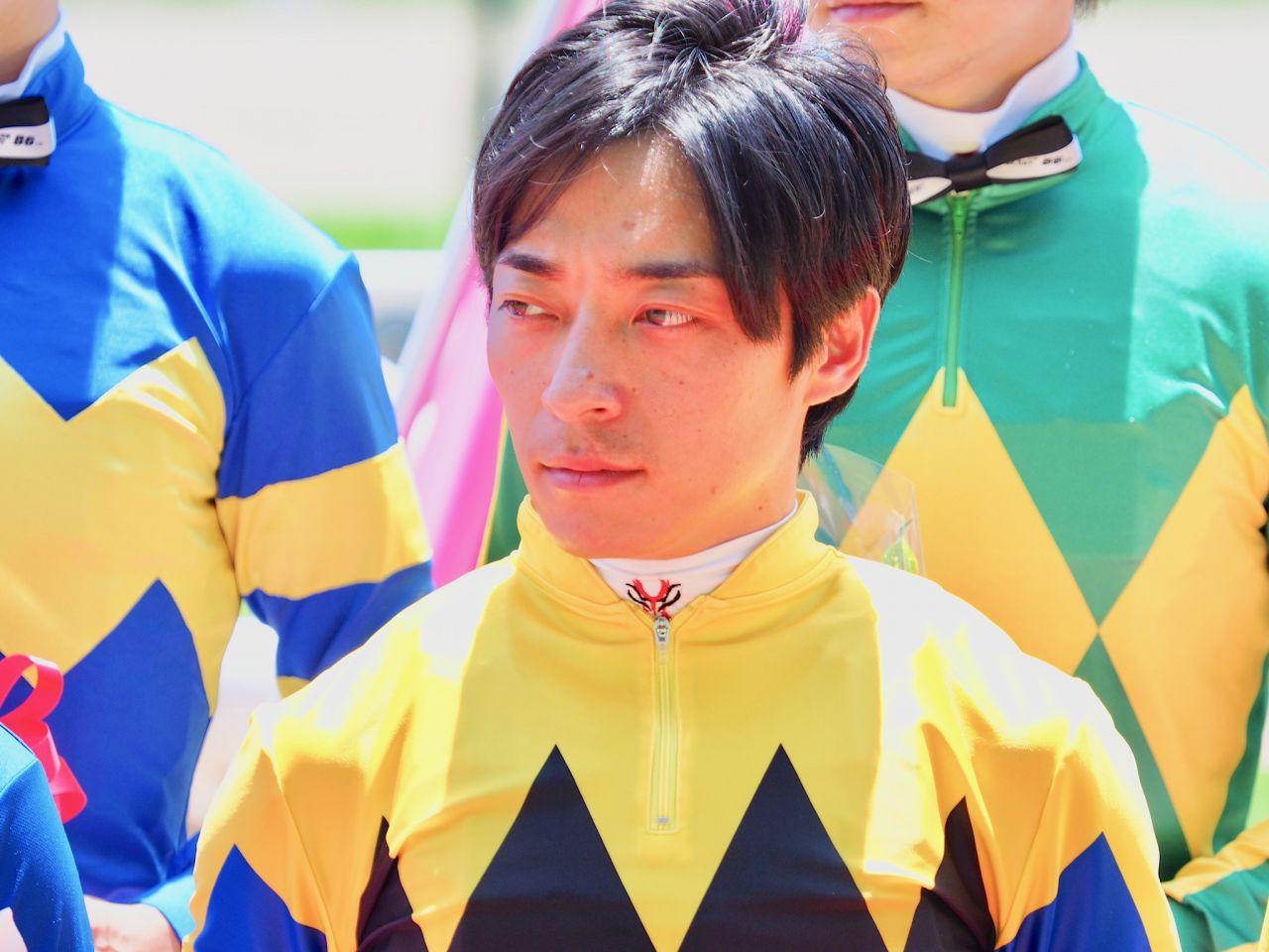 川田将雅騎手 JRA通算1300勝達成!