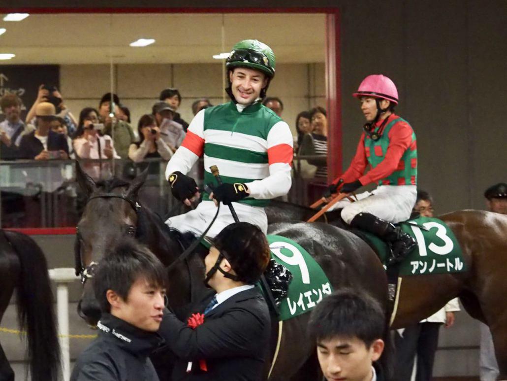 【エプソムC】レイエンダが重賞初制覇!兄にレイデオロ