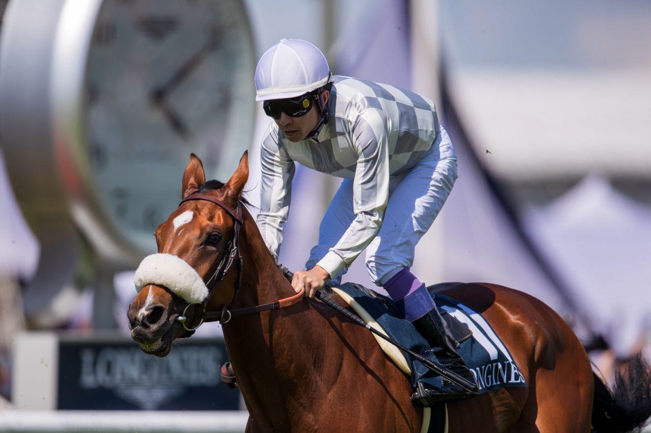 【仏オークス・ディアヌ賞】武豊騎乗のアマレナは15着 ルメール騎乗のカルティエムは13着敗退