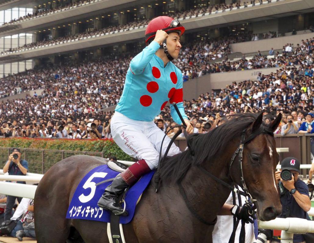 【安田記念】ルメール「5馬身くらいロスをしました」アーモンドアイ負けて強しの3着