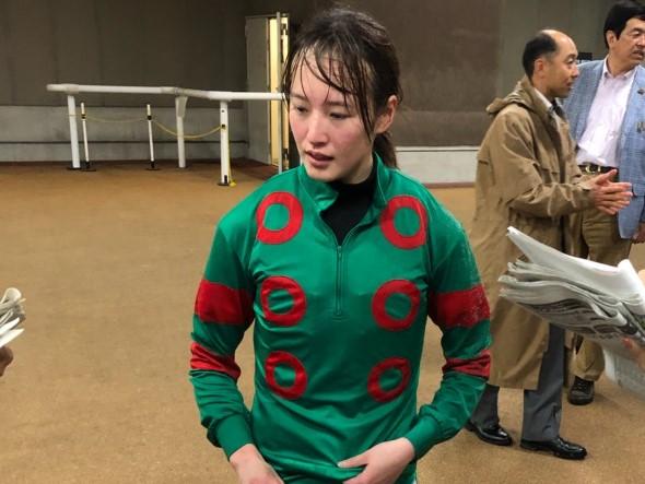 土曜東京2R 藤田菜七子、今年16勝目