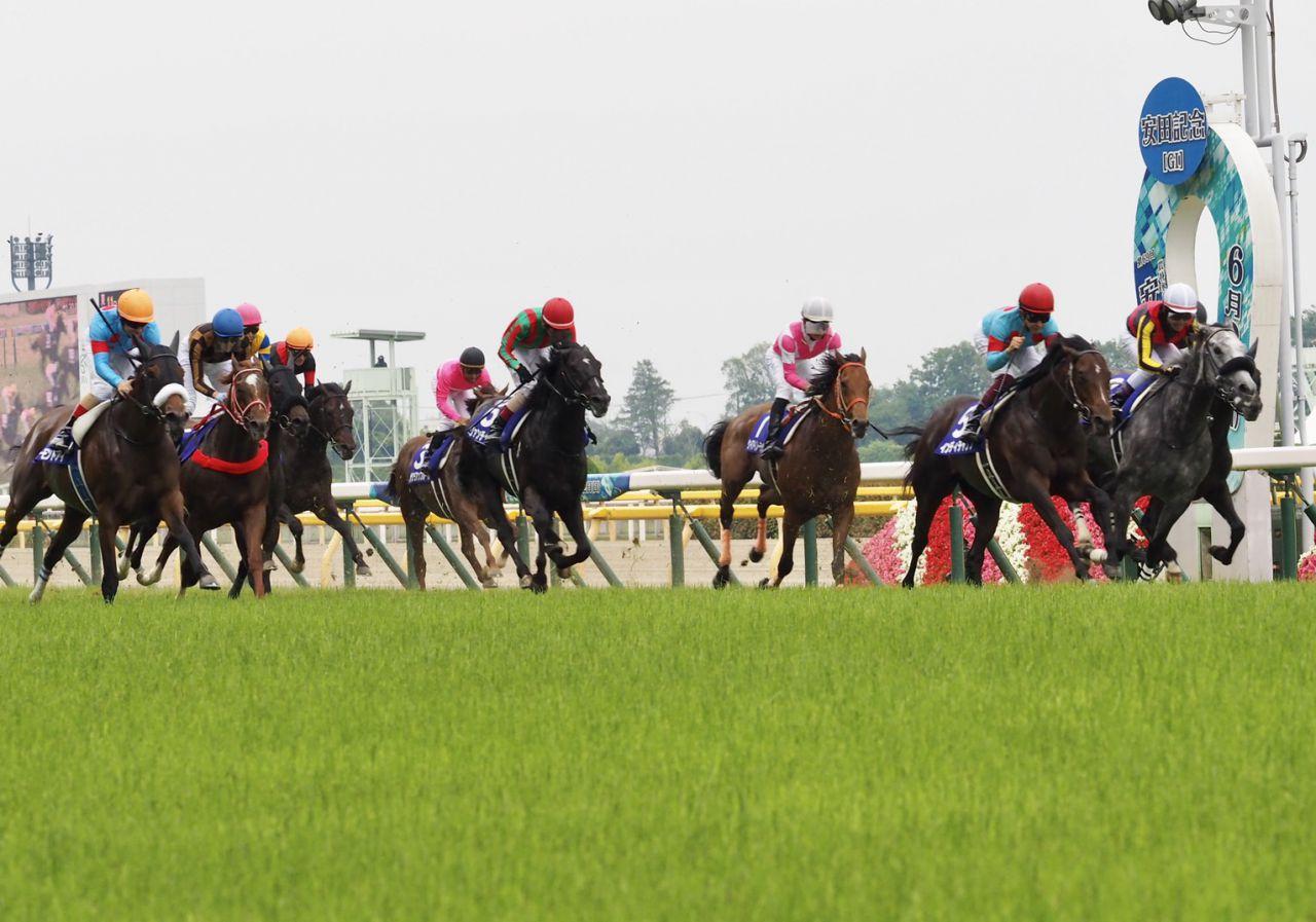 【安田記念】中内田師「出たところで邪魔をされて…」レース後 関係者コメント