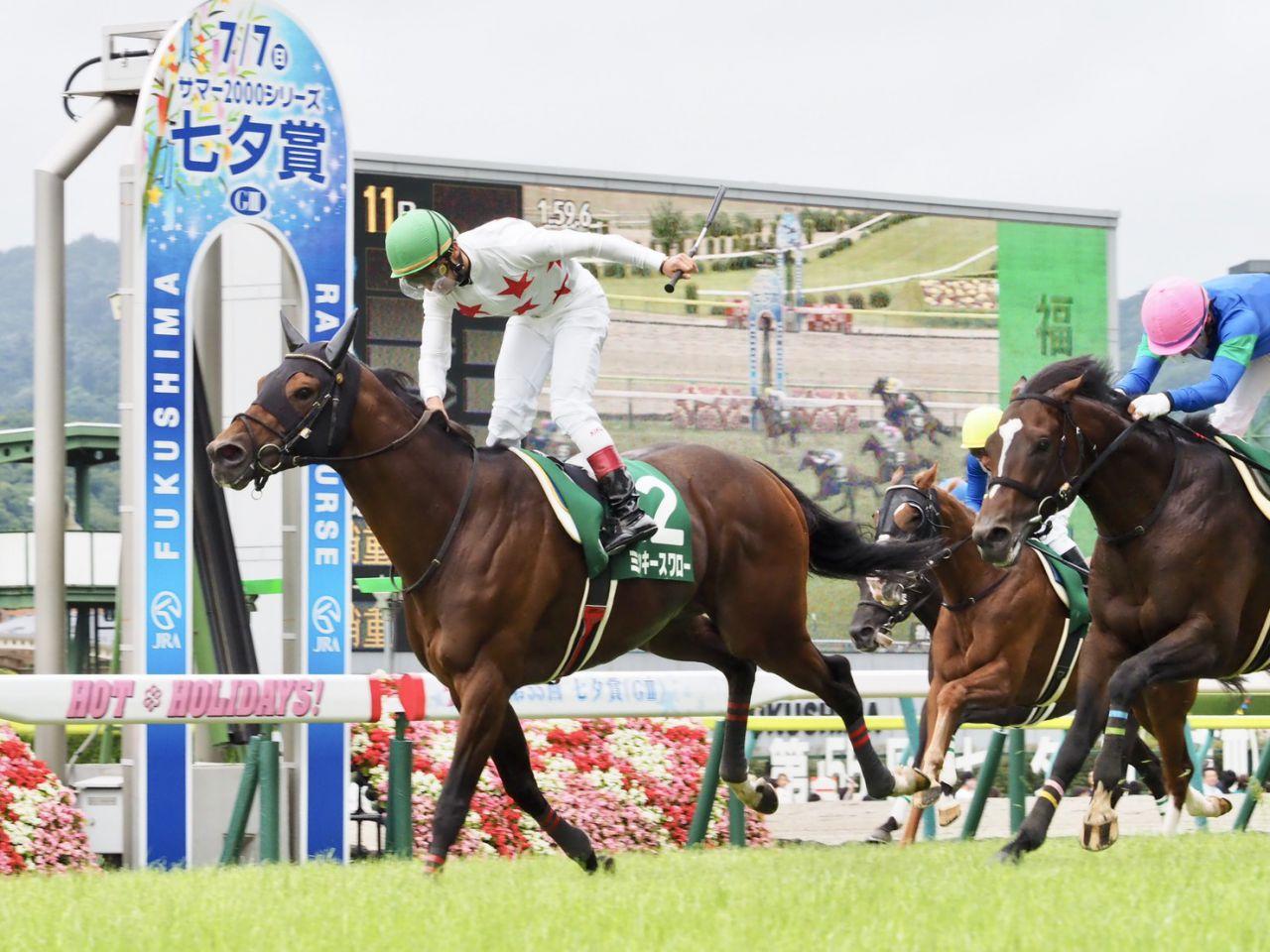 【プロキオンS】アルクトスが直線内から抜け出す!重賞初制覇