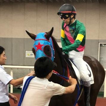 【新馬/札幌5R】ショウリュウハルがデビュー勝ち!母にショウリュウムーン