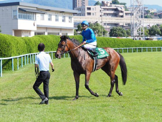 【PHOTO】8月4日 小倉競馬場レース写真