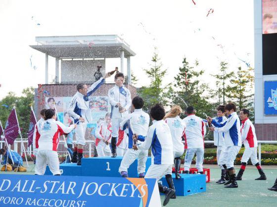 【PHOTO】2019ワールドオールスタージョッキーズ