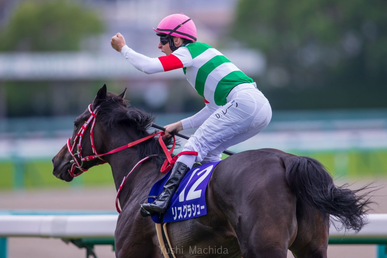 2019コックスプレート(G1)日本馬がオーストラリアに到着