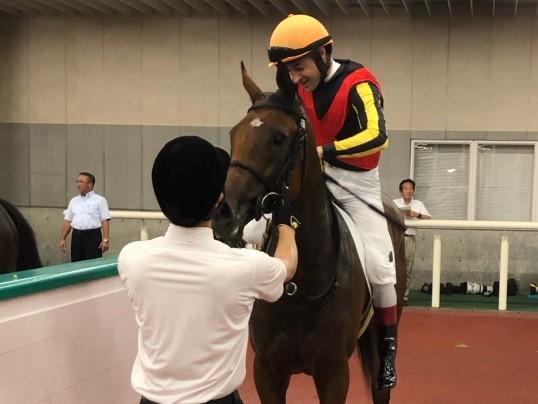 日曜新潟5R新馬は良血カトゥルスフェリスが1番人気にこたえる