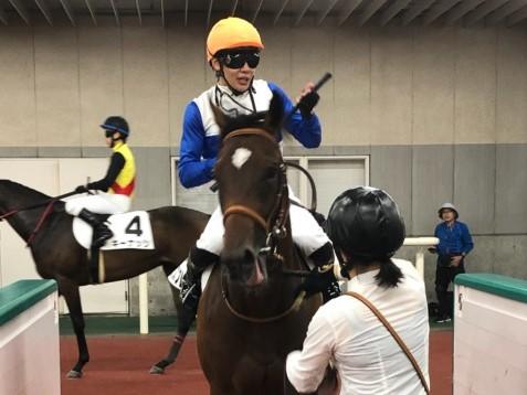 日曜新潟5R新馬はロードエクスプレスがV!三浦「いい切れ味」